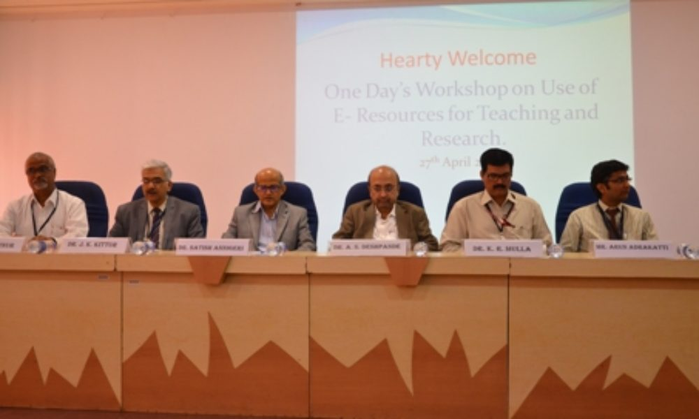 Inaugural Function of Two Days' Workshop on Train the Trainer Programme for Librarian