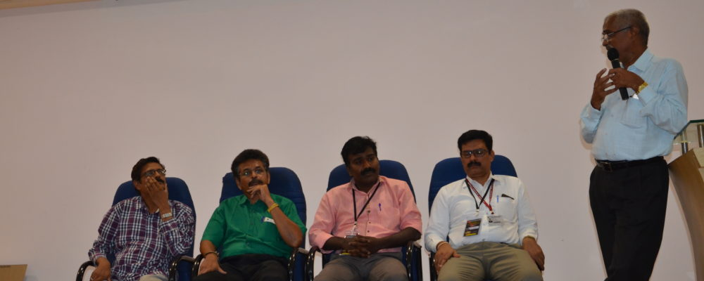 Interactive Session with Senior Library Professionals.