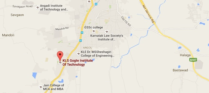 KLS Gogte Institute of Technology Belagavi Contact
