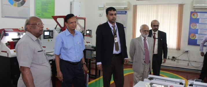 IIPC and Symposium on FMS and Robotics inaugurated