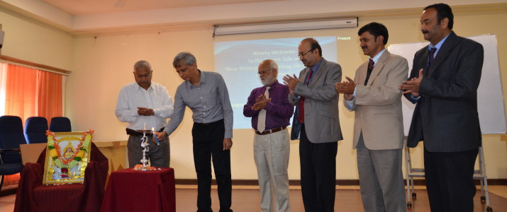 Inauguration of  Live Lecture Capture Solution