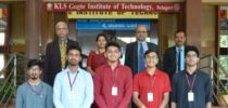 GIT Students Selected for Industry 4.0 Training Programme at Japan